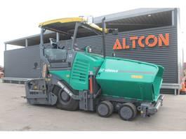 wheeled asphalt paver Vogele Super 1803-3i 2014