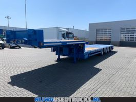 lowloader semi trailer Nooteboom MC0-50-04V Semi dieplader + Uitschuifbaar 2000