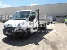 drop side lcv Renault Master 150.35 2014