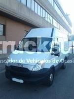 closed box lcv < 7.5 t Iveco 35 S13 10,8 M3 2014