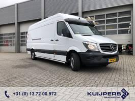 closed lcv Mercedes Benz Sprinter 313 2.2 CDI / L4 H2 / APK TUV 2015