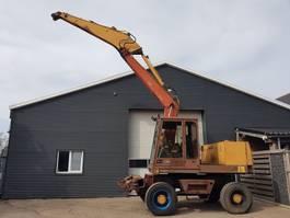 crawler excavator Case Overslag kraan 81P