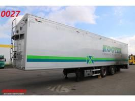 walking floor semi trailer Kraker CF-ETS Walking Floor 2X Stuuras 2013