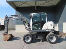 wheeled excavator Terex TW 85 2011