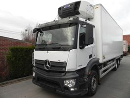 refrigerated truck Mercedes-Benz Antos 2639L Koeler euro 6 2014