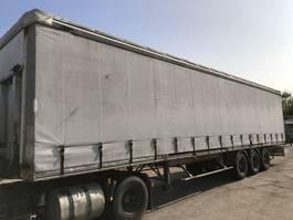 sliding curtain semi trailer Fruehauf **CURTAINSIDE-DRUM BRAKES** 1998