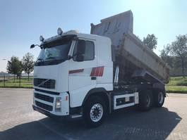 tipper truck > 7.5 t Volvo FH520 6X4 HUB REDUCTION FULL STEEL RETARDER MULDEN EURO 4 2007