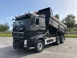 tipper truck > 7.5 t Volvo FH540 6X4 FULL STEEL RETARDER HUB REDUCTION EURO 5 2013
