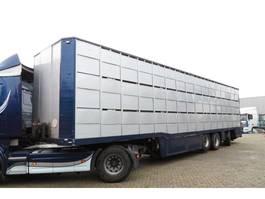Viehauflieger Jumbo APK tot 15-06-2021 !!! NL Oplegger.  PIGS 3 MOOVING FLOORS + LOADING LIF... 2000