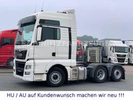Schwerlast SZM MAN TGX 26.480 XXL 6x2 EURO 6 - 60 TON SCHALTGETRIEB