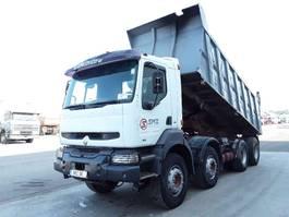 tipper truck > 7.5 t Renault Kerax 385 manual pump 1999