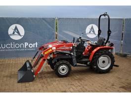mini - compact - garden tractor Field Trac 224D