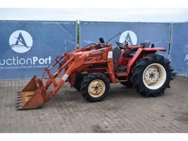 mini - compact - garden tractor Yanmar FX265