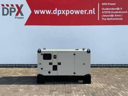 generator Perkins 1103A-33T - 50 kVA Generator - DPX-17653 2020