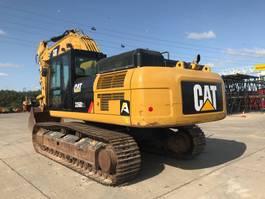 crawler excavator Caterpillar 336 D2L 2016