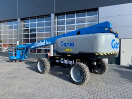 telescopic boom lift crawler Genie S 65 2017