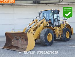 wheel loader Caterpillar IT62H 2007