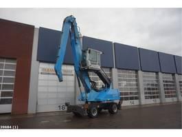 other construction machine Terex Fuchs MHL 340 Hydraulische hefcabine 2012