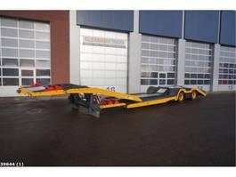 car transporter semi trailer GS Meppel O-120-2000 TR 2005
