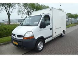 Kühl-Kleintransporter Renault MASTER 2.5 dci frigo!  export 2010