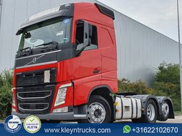 cab over engine Volvo FH 500 6x2 single boogie 2015