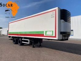 refrigerated semi trailer Samro SR 233DCR 2004