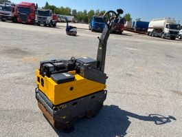walk behind compactor Bomag BW62H hand-operated 2008