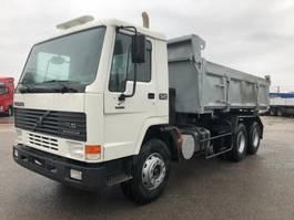 tipper truck > 7.5 t Volvo FL10 1999