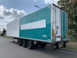 other semi trailers Van Eck UT-3 aircargo-airfreight-rollerbanen !!! 2005