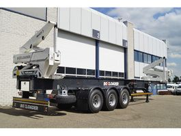 Container-Fahrgestell Auflieger BoXLoader MULTILOADER FHD