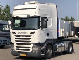cab over engine Scania R410 EURO 6 TOPLINE RETARDER 2014