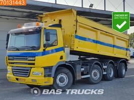 tipper truck > 7.5 t Ginaf X 4345TS 8X6 Manual Big-Axle Euro 3 2007