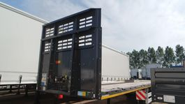 flatbed semi trailer Kässbohrer SPS H 3 / ON - 18 / 27 2020