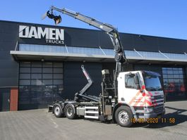 container truck DAF FAN CF75.250 6x2 EEV 2011