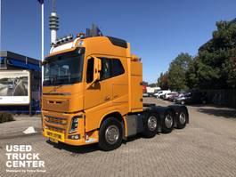 Schwerlast SZM Volvo FH 16 650 Globetrotter XL 8x4T 2014