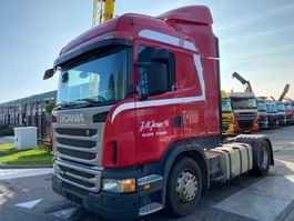 cab over engine Scania G400 4X2 EURO 5 - ONLY 559.825 KM 2012