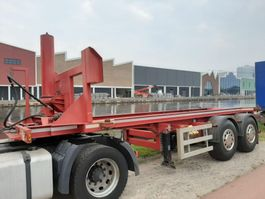 container chassis semi trailer Renders 20 ft. kip chassis 2011