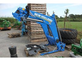 front loader agricultural attachment New Holland Stoll 780 TL 2020
