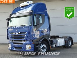 cab over engine Iveco Stralis AS400S45 4X2 Intarder Standklima 2x Tanks EEV 2010