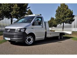 Abschlepp-LKW Volkswagen Transporter Quick Trans Tischer 2.0TDI 132kW 2016