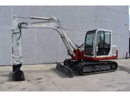crawler excavator Takeuchi TB070