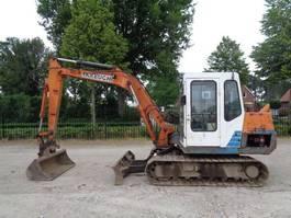 crawler excavator Takeuchi TB65