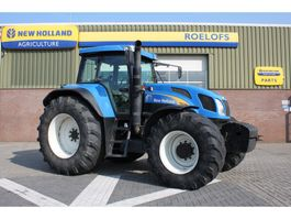 farm tractor New Holland TVT170 2006