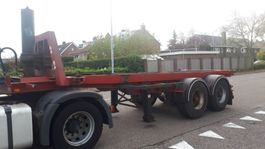 container chassis semi trailer Stas 20 ft. kip chassis 1988
