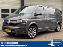 closed lcv Volkswagen Transporter 6.1 BULLI 2.0 TDI 200pk DSG - Leder - VOL OPTIES - L2 Lang 2020
