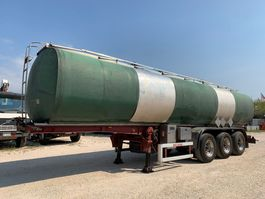tank semi trailer semi trailer Viberte Viberti 34.200L 1999