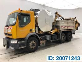 tipper truck > 7.5 t Renault Premium 340 Asphalt Distributor Bitumen Sprayer* 2001