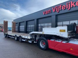 andere Auflieger ACTM 4 AXLE - 70 TONS LOWBED TRAILER 2008