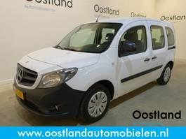 minivan - passenger coach car Mercedes Benz Citan 108 CDI Tourer / Airco / Schuifdeur L + R / BPM-vrij / € 8.400,- I... 2014