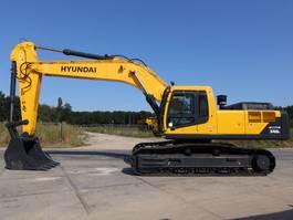 crawler excavator Hyundai R340L (NEW / UNUSED) 2020